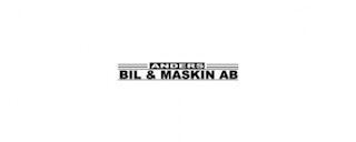 Anders Bil & Maskin